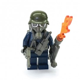 Flame Trooper Custom Printed LEGO® Minifigure