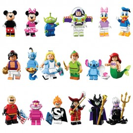 71012 The Disney Series (Full Set)