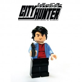 City Hunter 城市獵人 Custom Printed LEGO® Minifigure