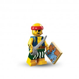 71013 Scallywag Pirate