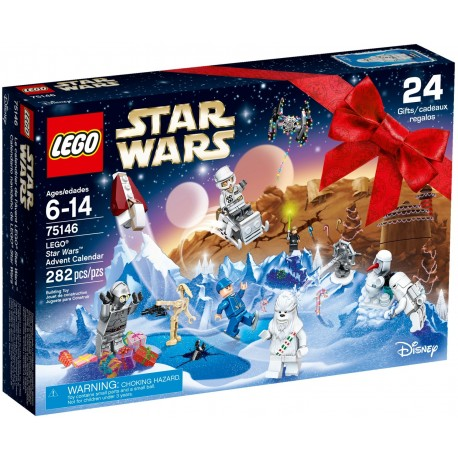 75146 Star Wars Advent Calendar
