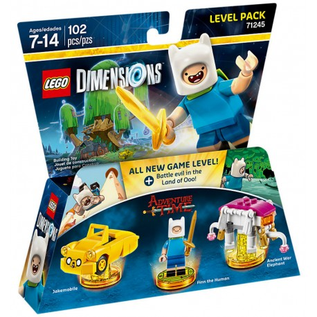 71245 Adventure Time™ Level Pack
