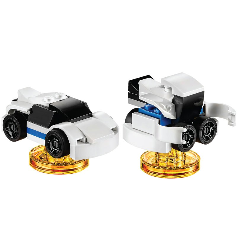 IMF SPORT CAR MISSION IMPOSSIBLE LEGO 71248 Dimensions LEVEL PACK ETHAN HUNT