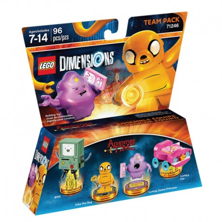 71246 Adventure Time™ Team Pack