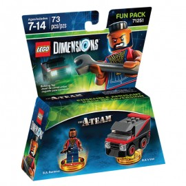 71251 A-Team™ Fun Pack