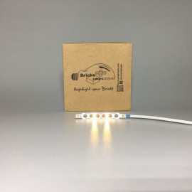 1 x 6 LED Strip (Warm White)