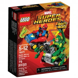 76071 Mighty Micros: Spider-Man vs. Scorpion