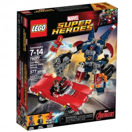76077 Iron Man: Detroit Steel Strikes