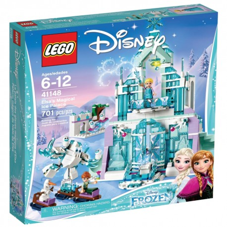 41148 Elsa's Magical Ice Palace