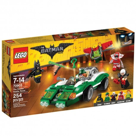 70903 The Riddler Riddle Racer