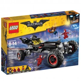 70905 The Batmobile