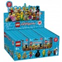 SERIES 17 - 71018 LEGO MINIFIGURES BOX