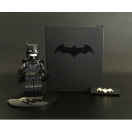 Batman™ - Metallic Custom Printed LEGO® Minifigure