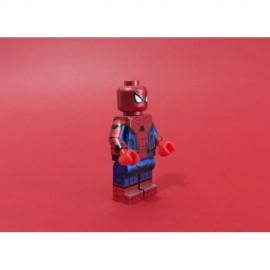 Home Coming Spiderman Custom Printed LEGO® Minifigure