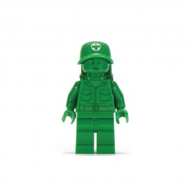 Green Army Man - Medic with Backpack