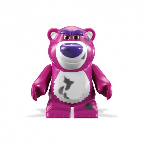 Lotso with dirt