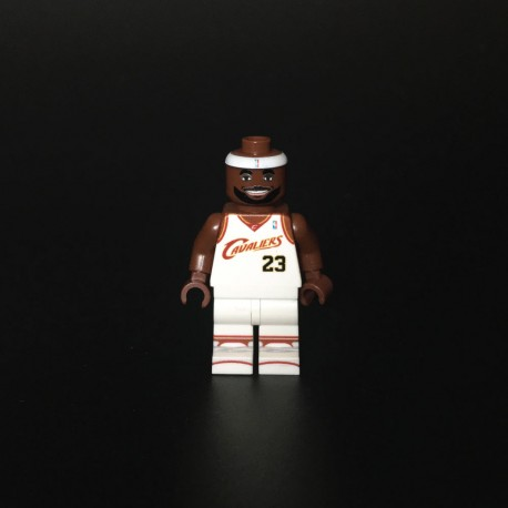 Lebron James Custom Printed LEGO® Minifigure