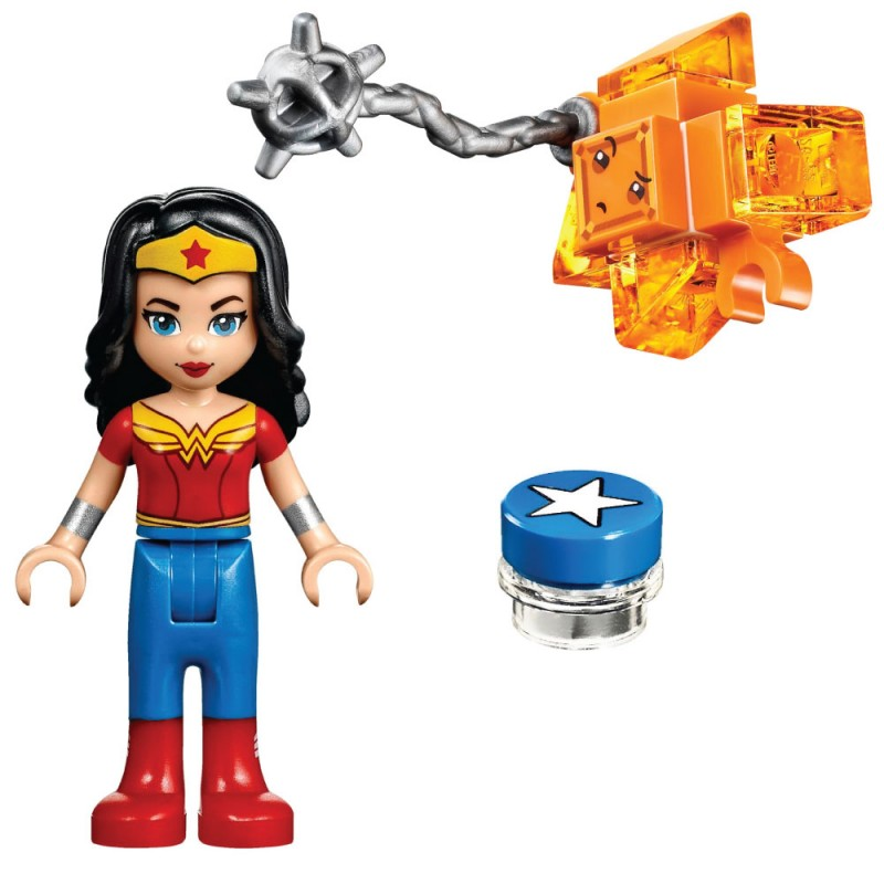 41235 Wonder Woman™ Dorm - Bricks CaNal Store