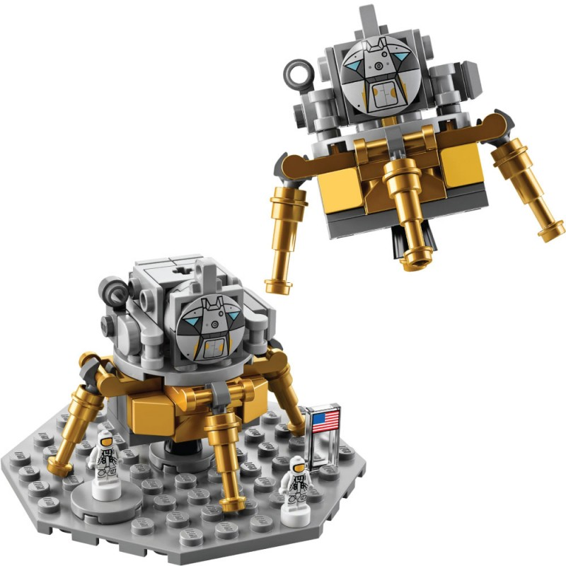 21309 Lego Nasa Apollo Saturn V Bricks Canal Store
