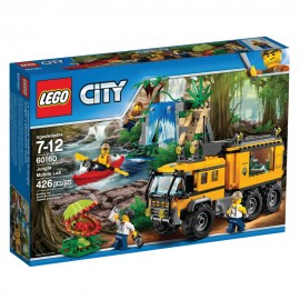 60160 Jungle Mobile Lab