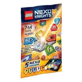 70373 Combo NEXO Powers