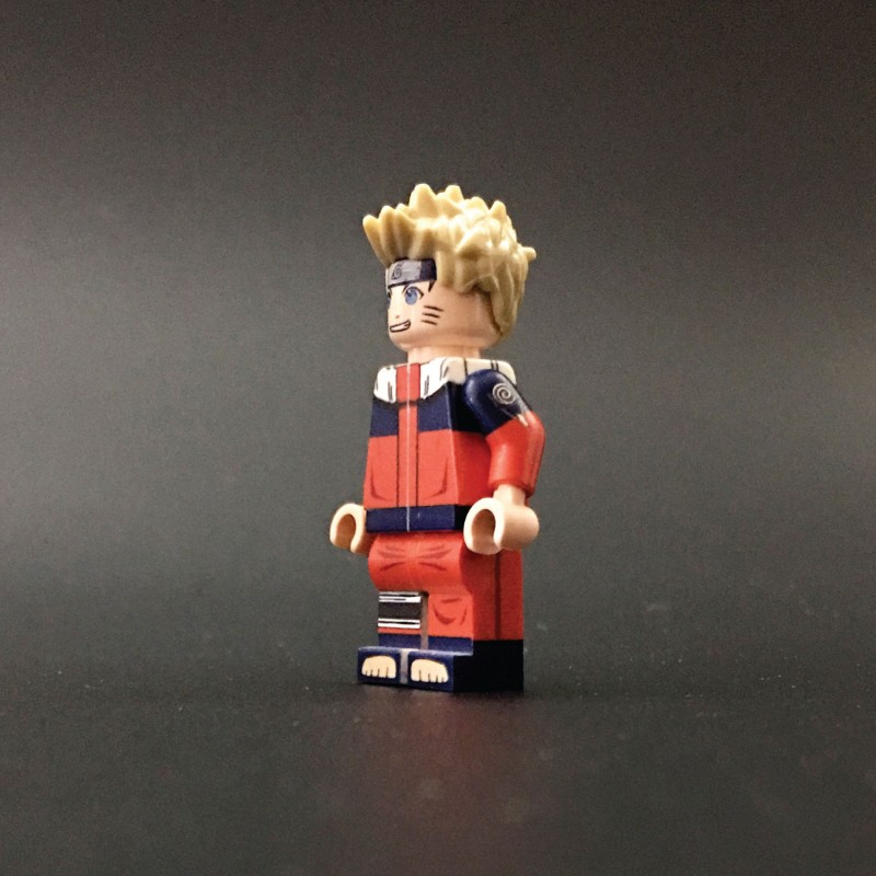火影忍者NARUTO Custom Printed LEGO® Minifigure - Bricks